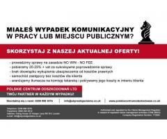 Polskie Centrum Odszkodowań- Twój partner w Każdym wypadku!