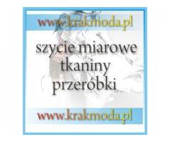 Kraków usługi krawieckie